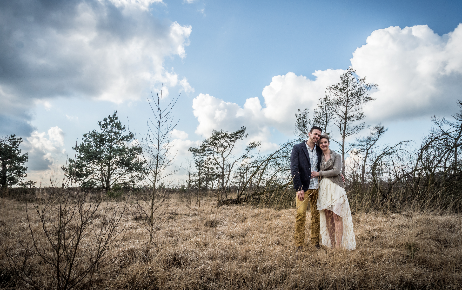 foto huwelijk
