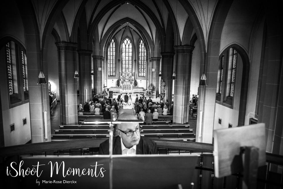 Huwelijksreportage in Duitsland