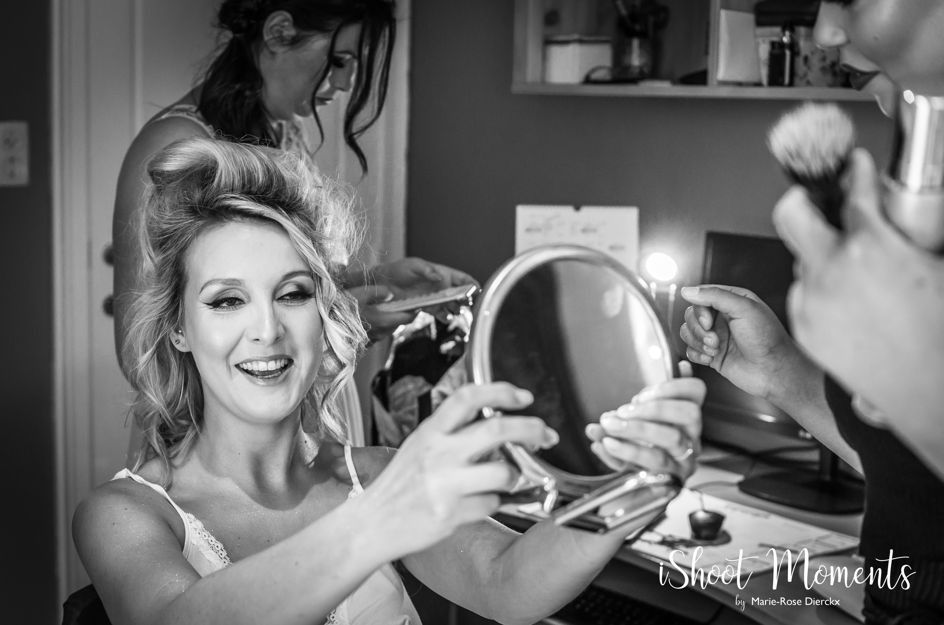 Huwelijksfotograaf, iShoot Moments