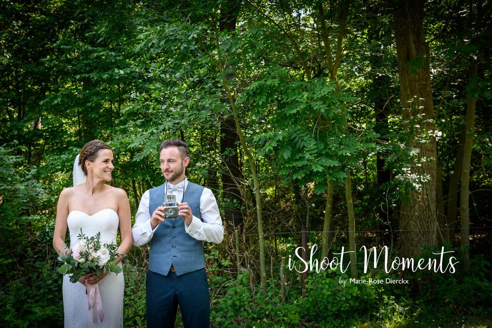 Huwelijksfotograaf, iShoot Moments. Werkzaam in heel Europa. Huwelijkreportages op maat.