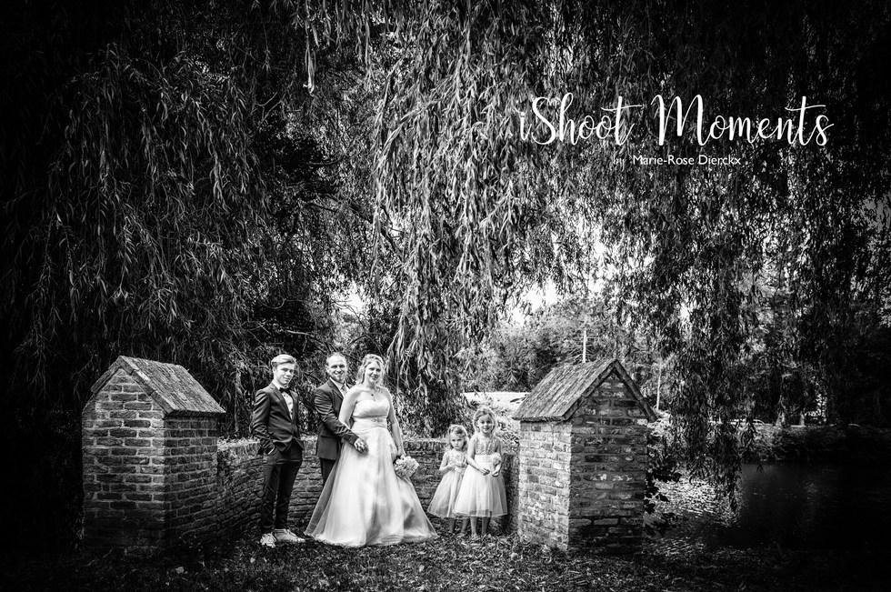 Fotograaf voor je huwelijksreportage iShoot Moments!