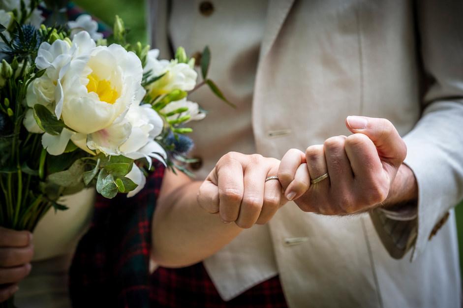 Huwelijksreportage in Ekeren