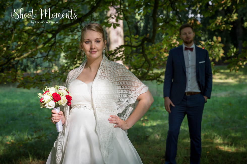 Huwelijk Karlien en Niels