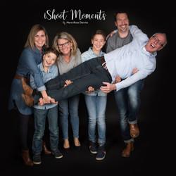 Originele familiefotograaf