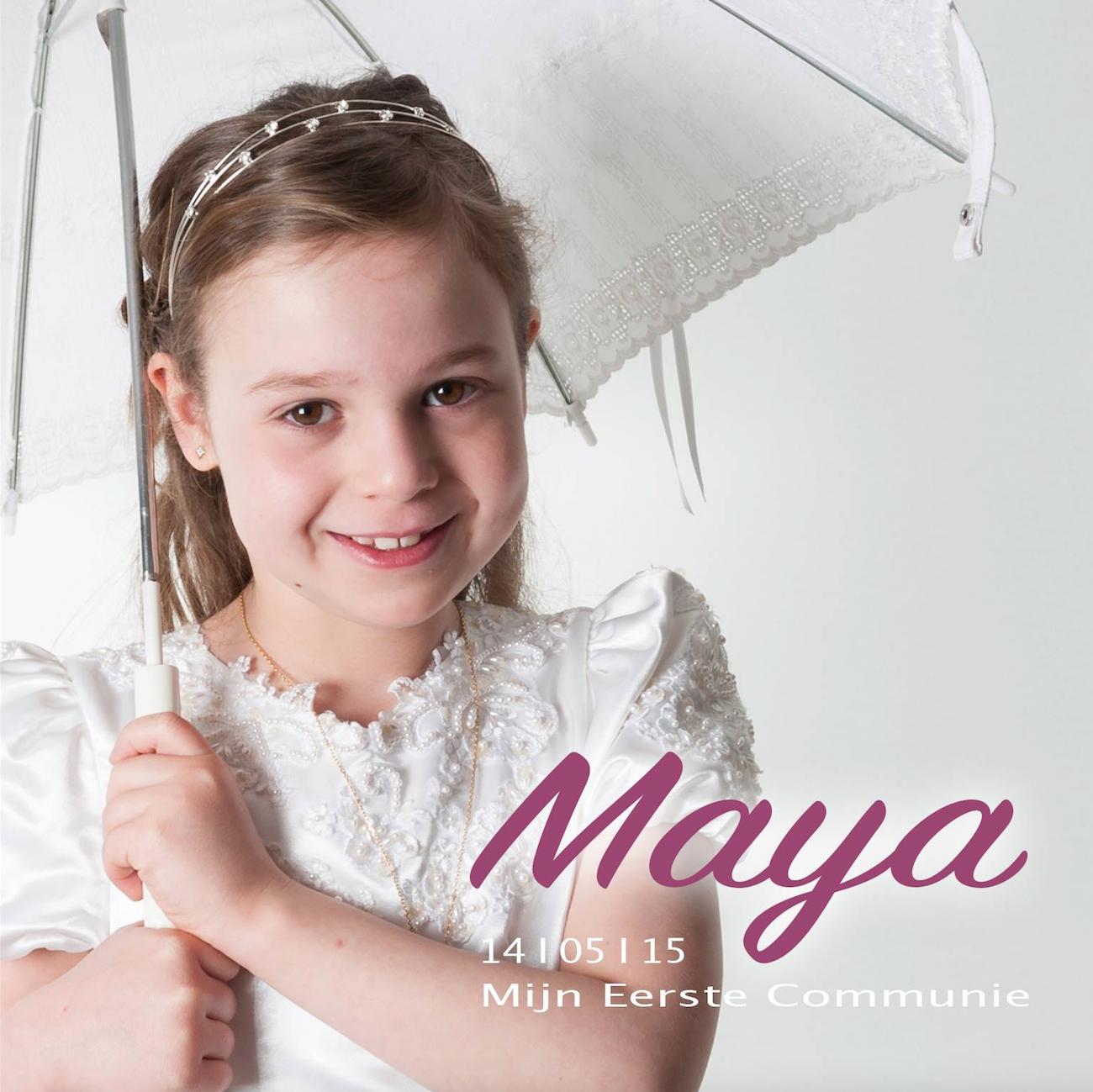 Maya, Communiekaarten