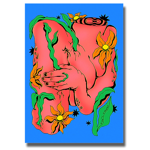 Growing Pains Print