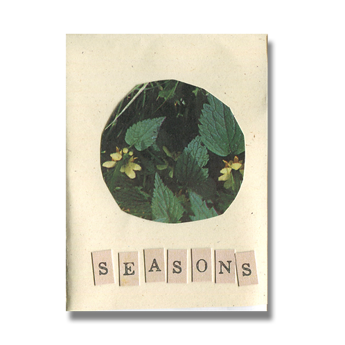 Seasons Mini Zine