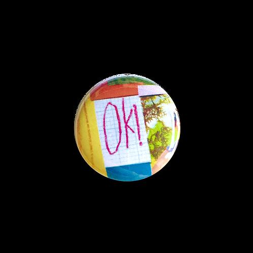 Ok! Badge