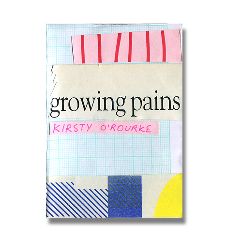 Growing Pains Mini Zine