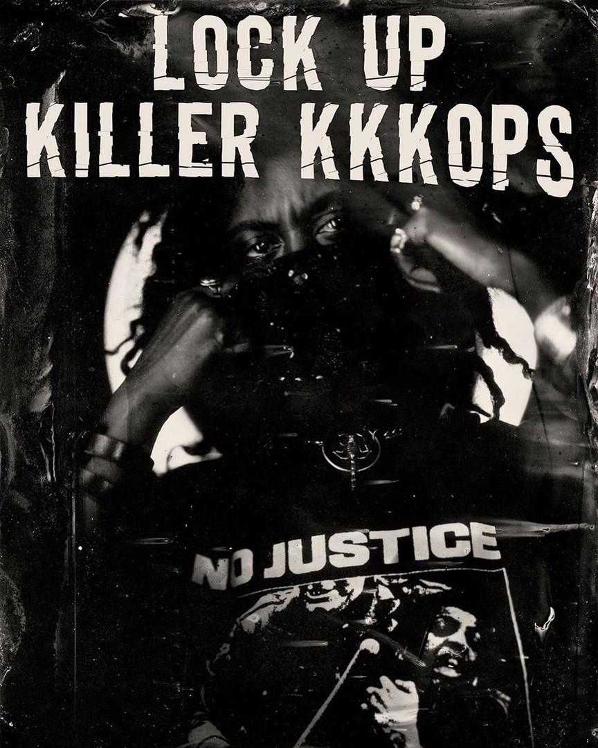 Lock Up Killer KKKops