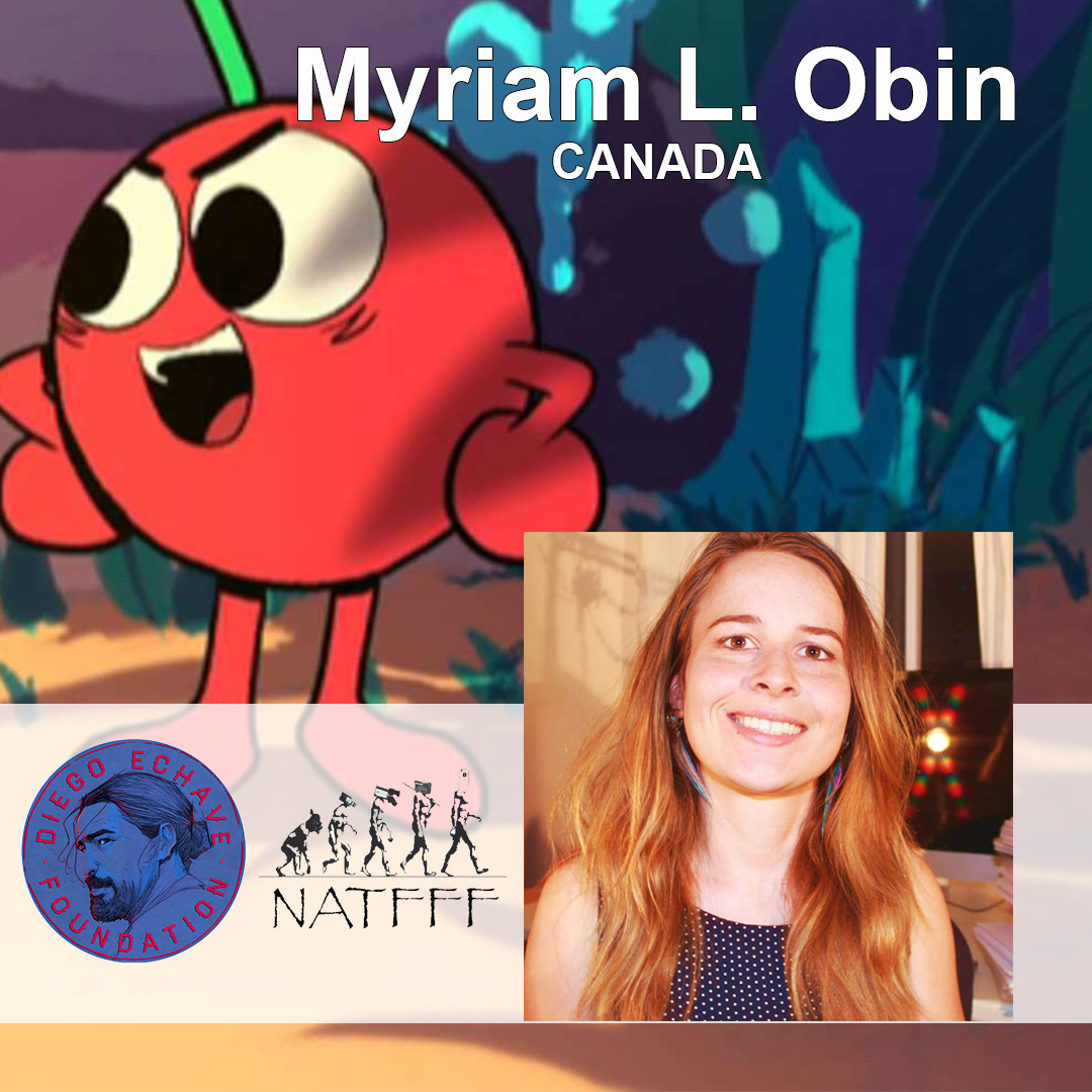 Myriam Obin NATFFF2019