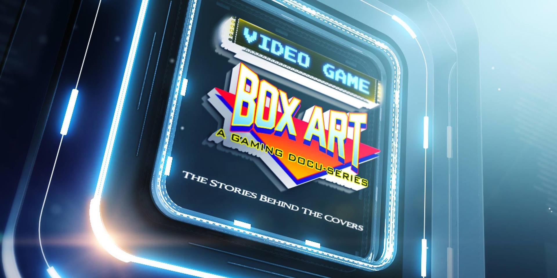 Box Art - A Gaming Documentary by Rob McCallum (USA)