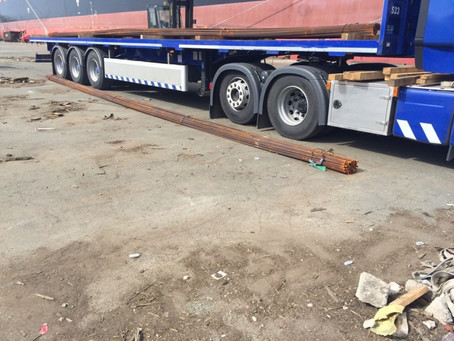 £300,000 fine for unsafe loading operation