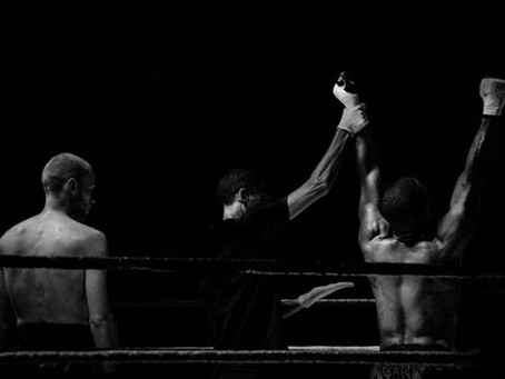 Life is like a Boxing match.