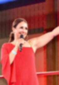 Yvette Raposo Fitness Speaker Motivation