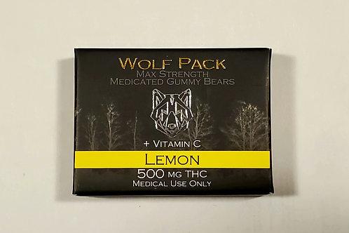 Wolf Pack- Lemon 500MG