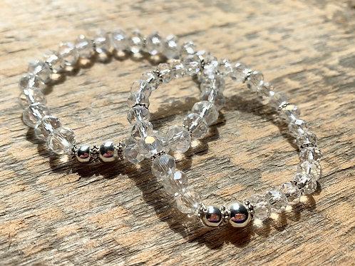 Crystal & Silver