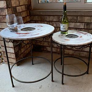Angora Nesting Tables