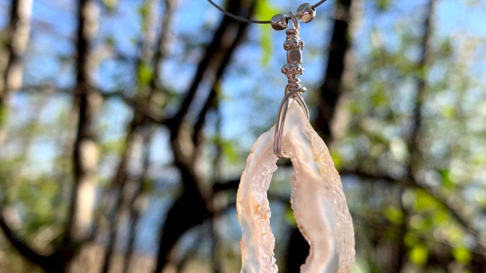 Mini Agate Necklace No. 7