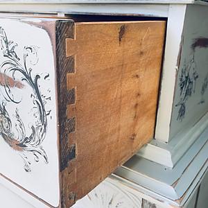 Dove Tail Rebuild Dresser