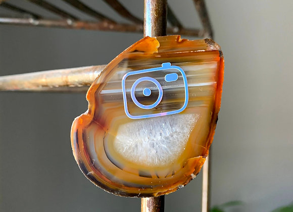 Agate Magnet no.52