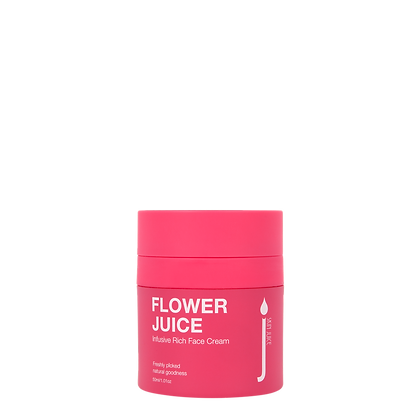 Flower Juice Infusive Rich Face Cream