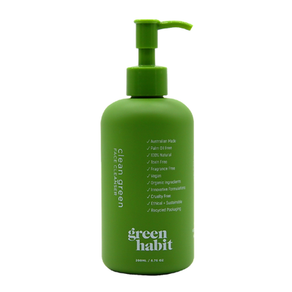 Green Habit Clean Green
