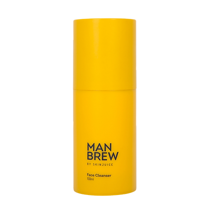 Man Brew Face Cleanser