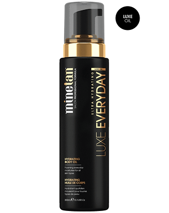 MineTan Luxe Everyday Gradual Tan Foam