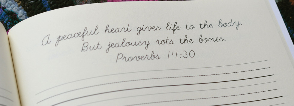 Proverbs quote