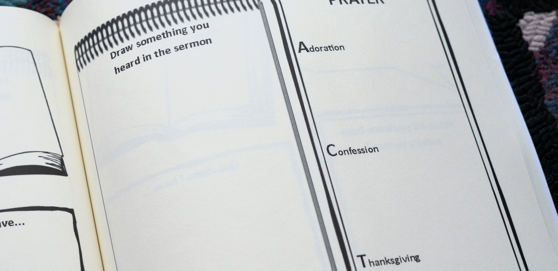 Sermon Notes for Teens