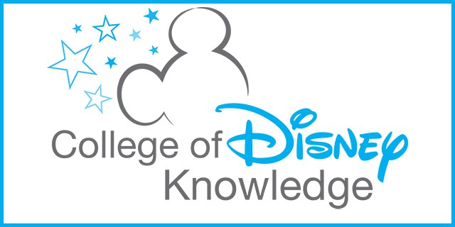 College of Disney Knowledge