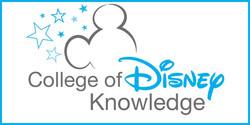 College of Disney Knowledge