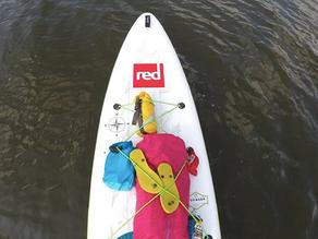 Paddle Board Camping
