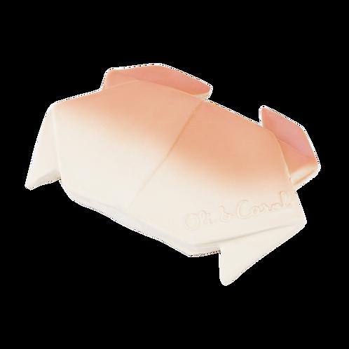 H2ORIGAMI Crab| jouet en caoutchouc naturel