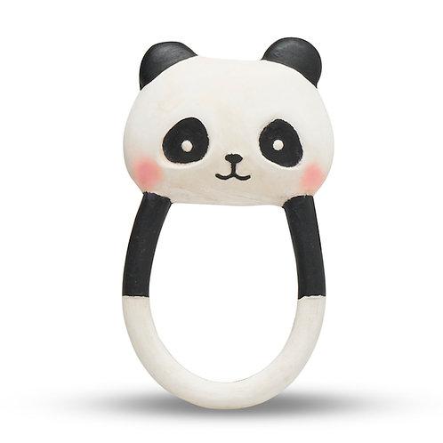 "Hochet ""éveil des sens"" - Panda"