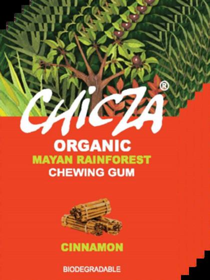 Boite de 10 paquets de Chicza CINNAMON