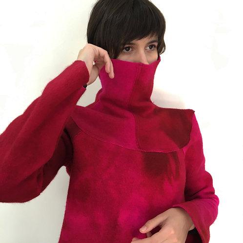 Buzo Medieval rojos