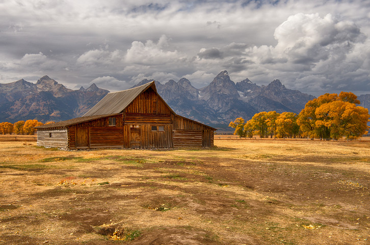 Mormon Barn #1