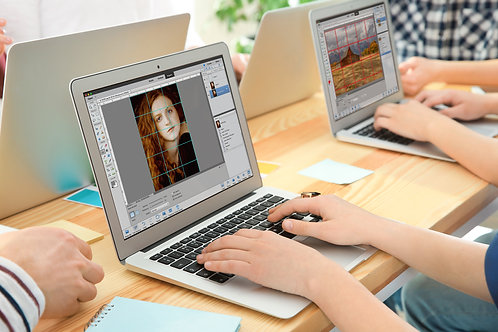 Photoshop Elements for the Painter