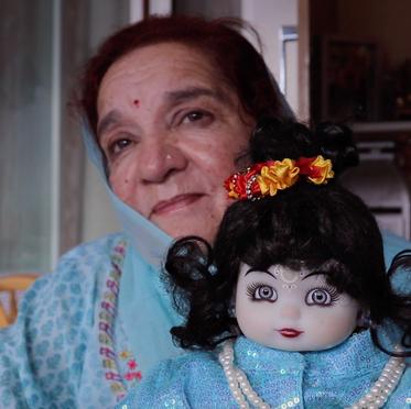 Coming soon! Material Memory: Harish on the Krishna Doll