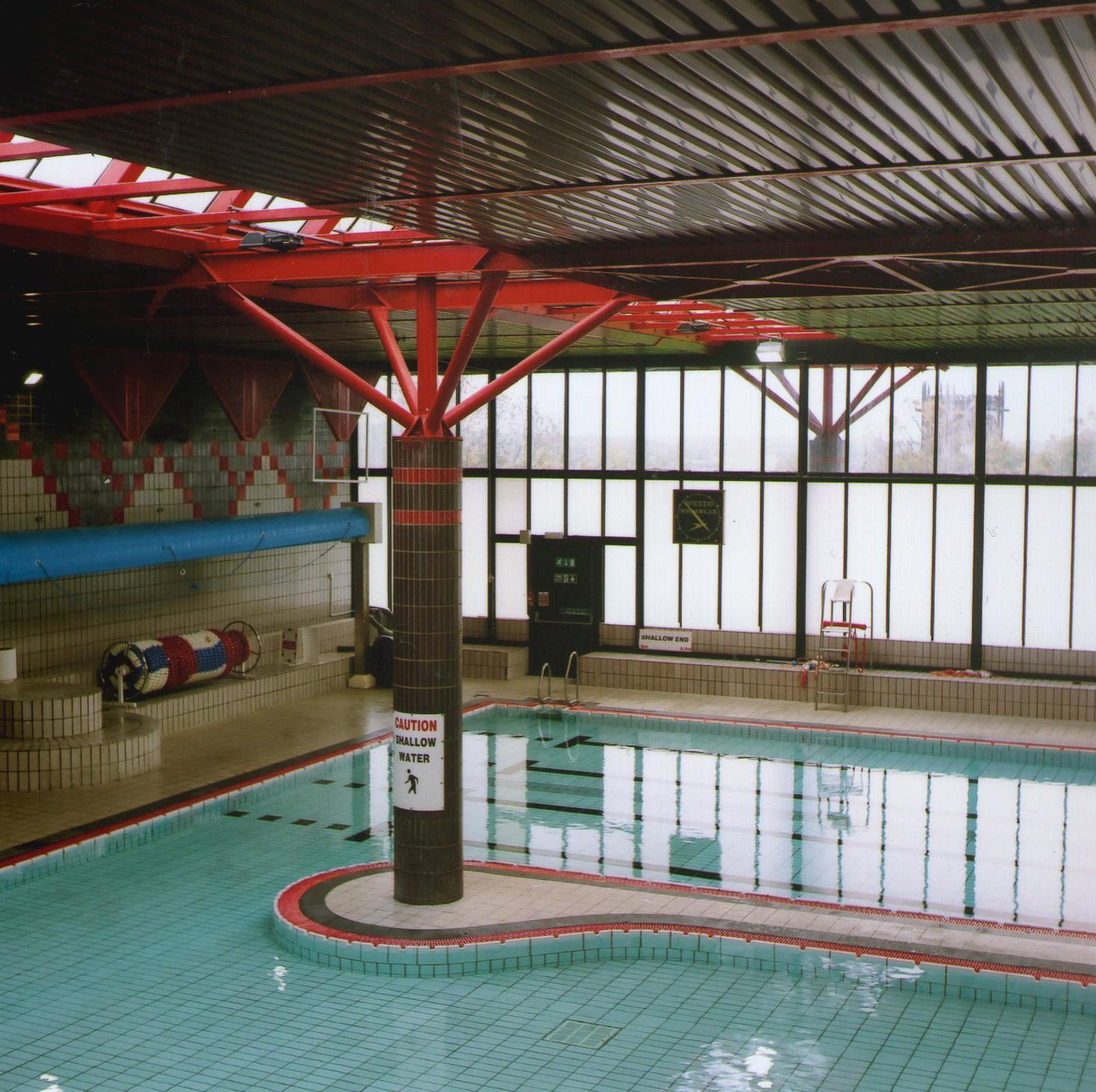 Pool ( October 2015)