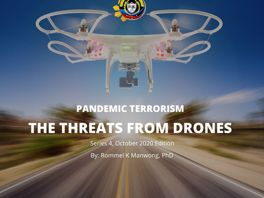 PANDEMIC TERRORISM: THE THREATS FROM DRONES