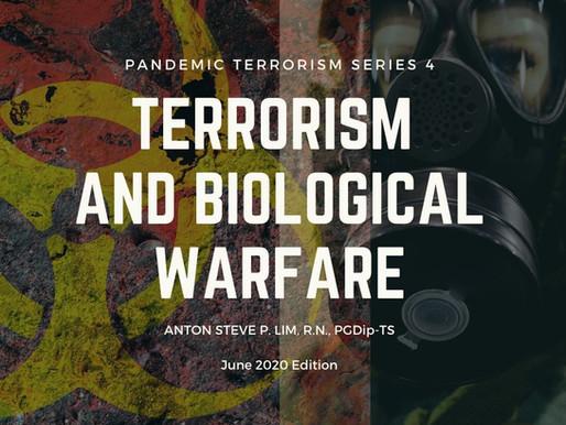 TERRORISM AND BIOLOGICAL WARFARE