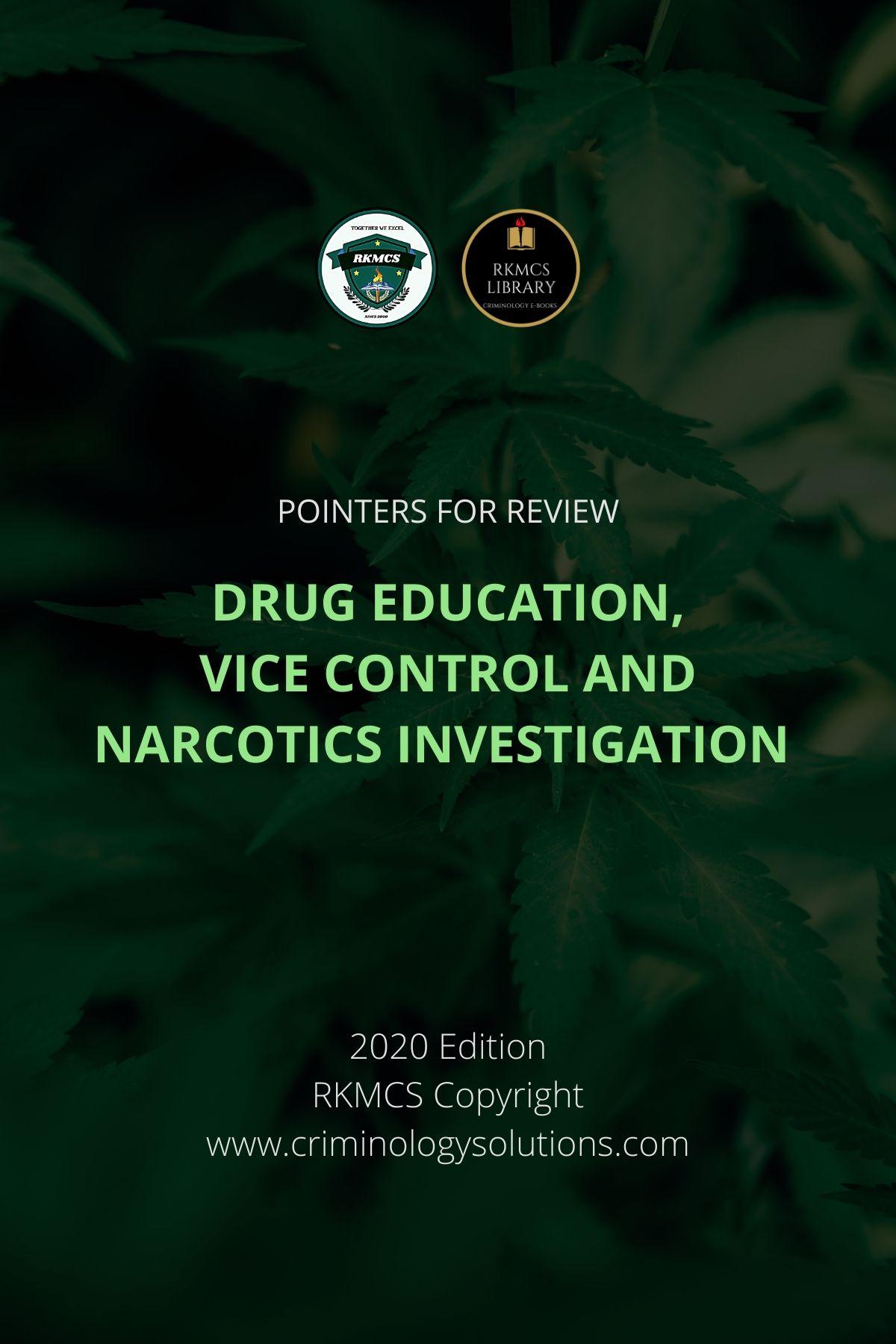 DRUGS EDUC