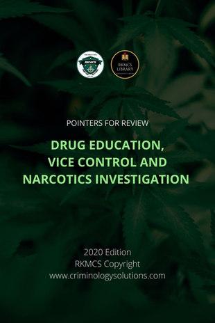 Narcotics Investigation