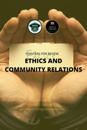 Ethics and Community Relations
