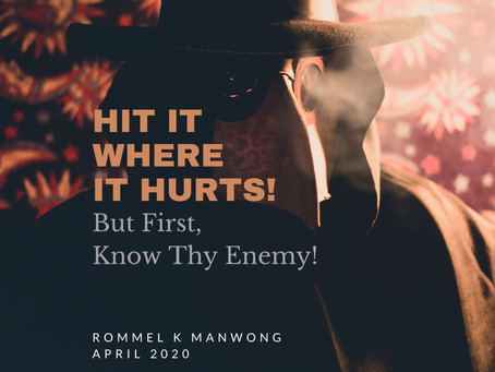 Hit It Where It Hurts...But First, Know Thy Enemy