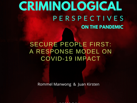 Criminological Perspectives on the Pandemic