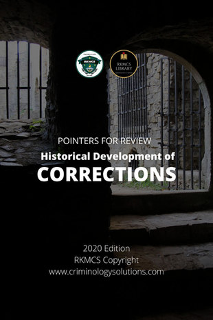 History of Corrections
